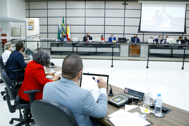 Câmara aprova seis Projetos de Lei na Sessão Ordinária